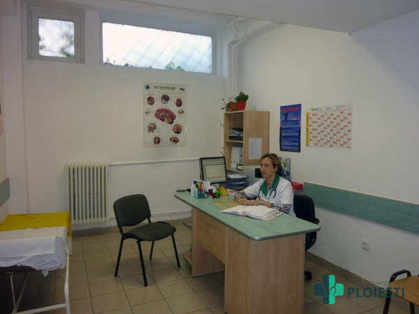 Cabinet neurologie Ploiesti Dr. Popoiu Rodica